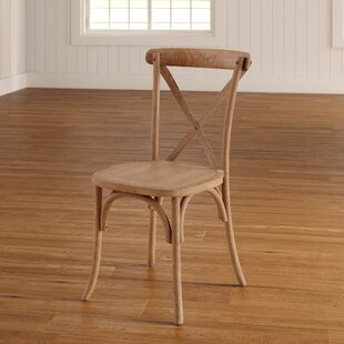 Sudie Solid Wood Dining Chair by Laurel F..