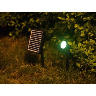 Solar 1 Light LED Pathway Light