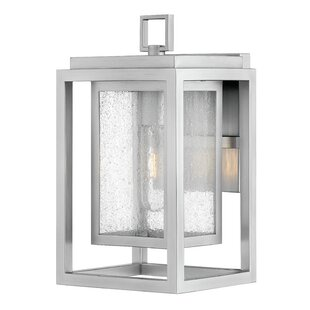 Hinkley Lighting Republic Small LED Outdoor Wall Lantern
