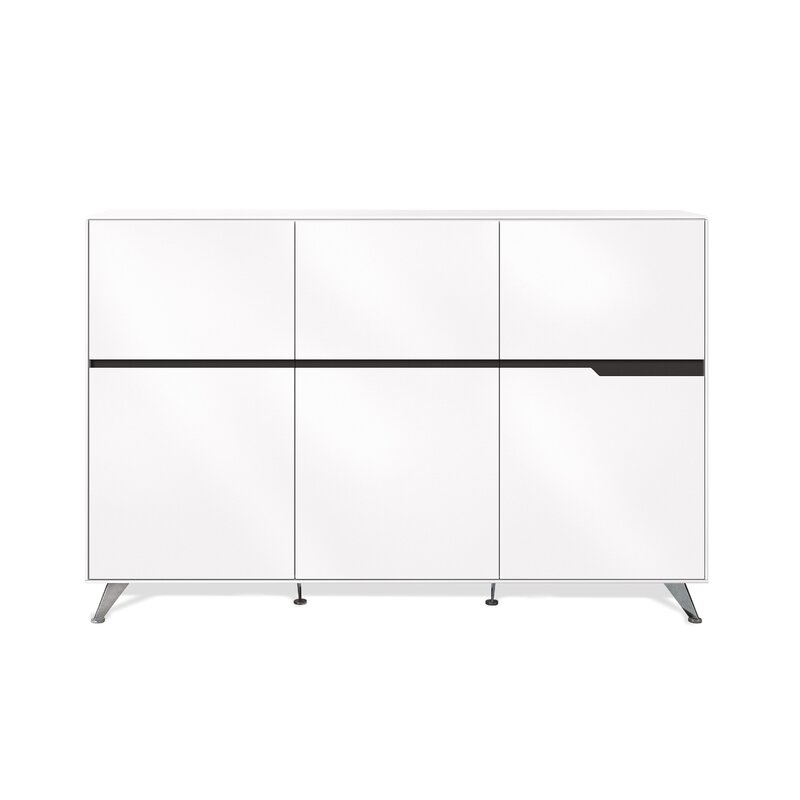Comm Office  Waldrup Credenza