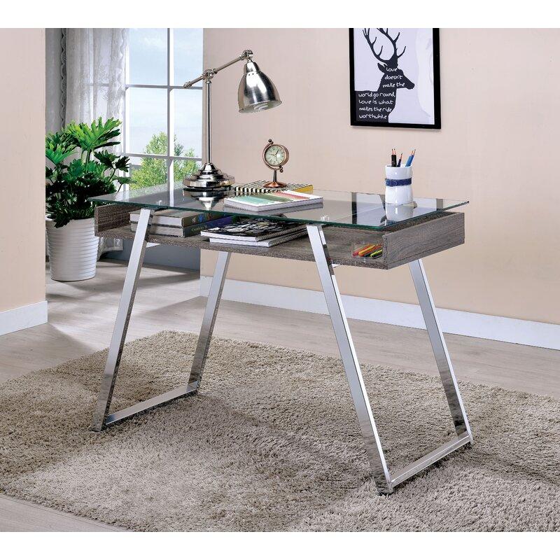 Wrought Studio Fehr Contemporary Desk