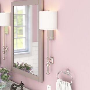 Compare & Buy Attenrode 1-Light Wallchiere By House of Hampton