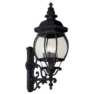 Talon 4-Light Outdoor Sconce by Astoria Grand