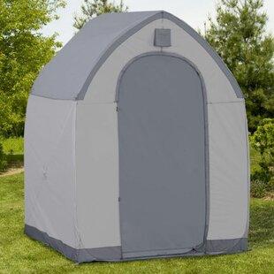 Flowerhouse MoonDrop 5 ft. W x 5 ft. D Portable Storage Shed