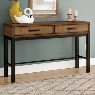 Grenadille Console Table