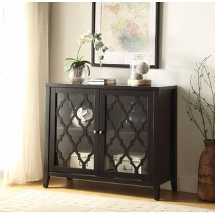Forsberg 2 Door Accent Cabinet by Winston Porter
