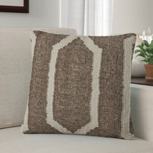 Centerburg Wool Throw Pillow (Set of 2)