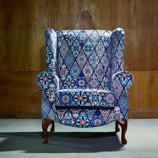 Darrin Wingback Chair By Bloomsbury Market