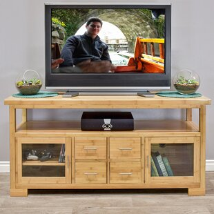 Inexpensive Acosta TV Stand for TVs up to 65 by Millwood Pines Reviews (2019) & Buyer's Guide