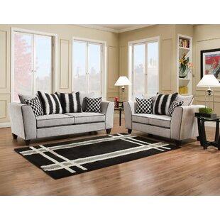 Liska Configurable Living Room Set by Latitude Run