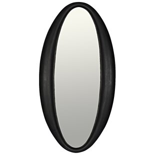 Noir Woolsey Accent Mirror