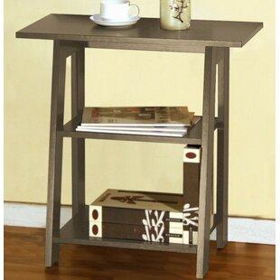 Gaen Ladder Chairside End Table