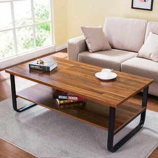 Wrought Studio Polster Coffee Table