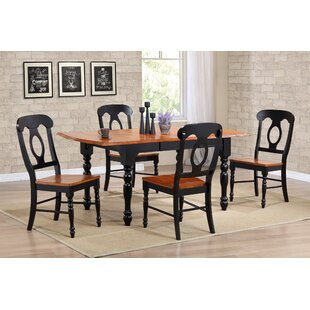 Caitie 5 Piece Dining Set by August Grove