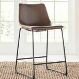 Chavis Upholstered 26 Counter Stool (Set of 4) by 17 Stories