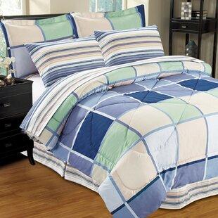 Complete Reversible Comforter Set