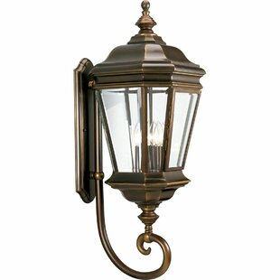 Triplehorn 4-Light Aluminum Outdoor Sconce