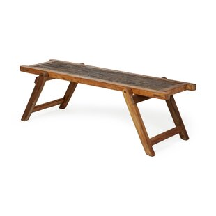 Cecelia Wood Bench