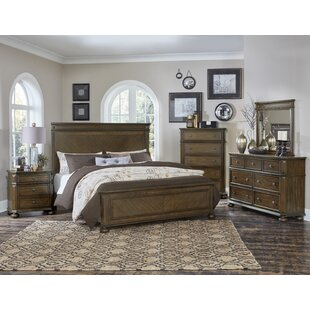 Malik Panel Configurable Bedroom Set by Millwood Pines Spacial Price