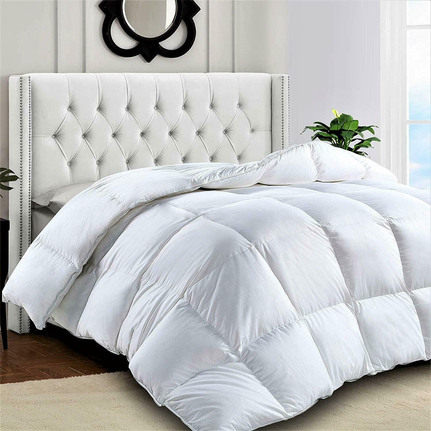 White Down Comforters Duvet Inserts Free Shipping Over 35 Wayfair