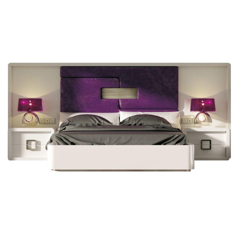 Orren Ellis Helotes Standard 4 Piece Bedroom Set Wayfair