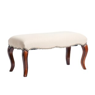 Astoria Grand Miuccia Upholstered Bench