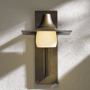 Hood Outdoor Wall Lantern by Hubbardton F..