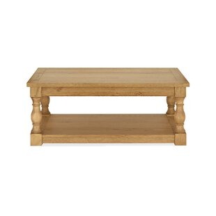 Timberlane Coffee Table By Union Rustic