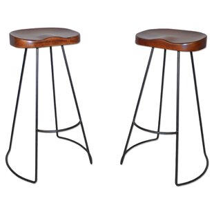 Barraute 30.25 Bar Stool (Set of 2) by Laurel Foundry Modern Farmhouse
