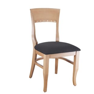 Tymon Solid Wood Dining Chair (Set of 2)