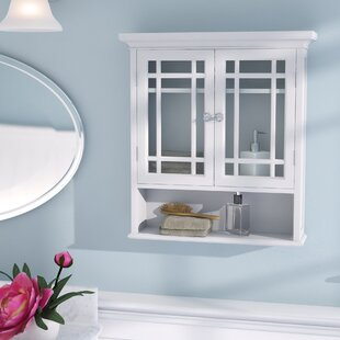 Wall Mounted Bathroom Cabinet. Bewley 22 W X 24 H Wall Mounted Cabinet