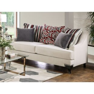 Robertsville Loveseat by Darby Home Co