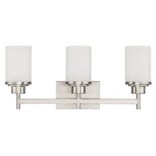 Shop For Bristol 3-Light Vanity Light ByEbern Designs