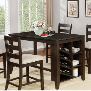 Umana Counter Height Dining Table Gracie Oaks