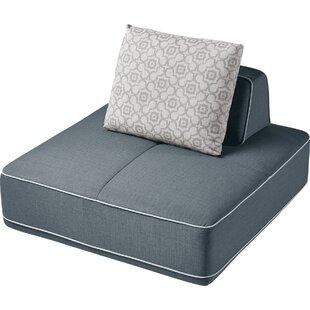 Latitude Run Meisel Slipper Chair