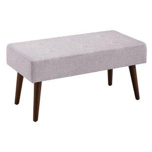George Oliver Conrad Upholstered Bench