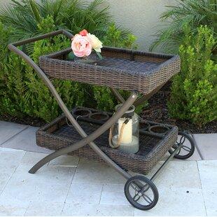 Deniece Bar Serving Cart