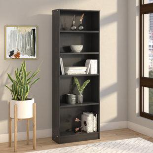 Marva Standard Bookcase by Zipcode Design