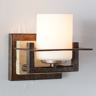 Find Shelia 1-Light Armed Sconce By Ivy Bronx