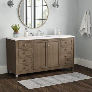 Inexpensive Valladares 60 Single Bathroom Vanity Set ByBrayden Studio