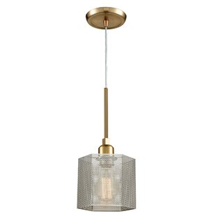 Mercer41 Vela 1-Light Novelty Pendant
