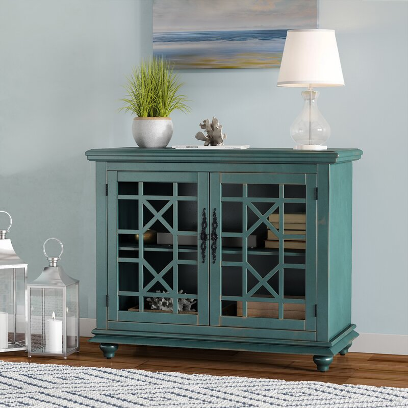 Mainor 2 Door Accent Cabinet by Rosecliff Heights