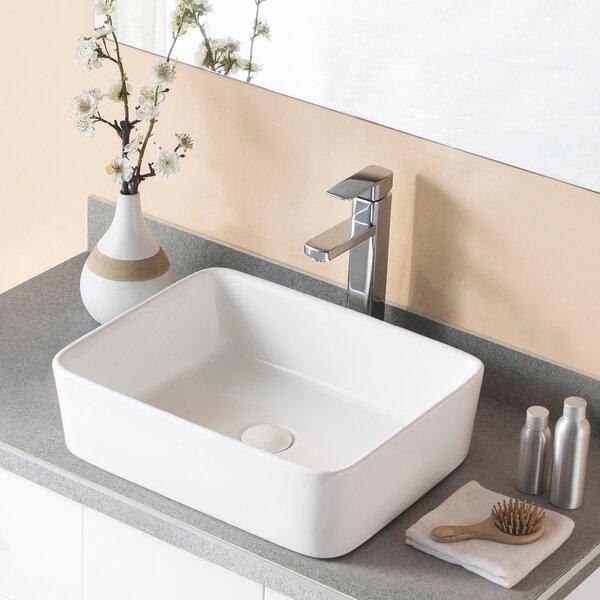 Bathroom Sink High Back Wayfair