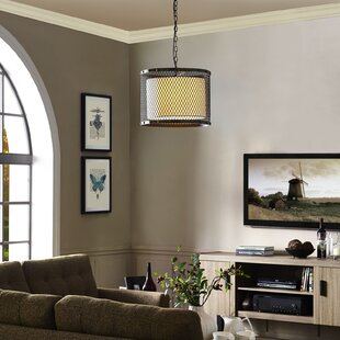 Orren Ellis Roche 1-Light Pendant