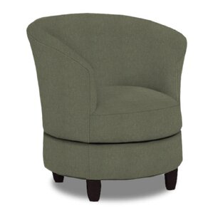 Dysis Swivel Barrel Chair by Best Home Furni..
