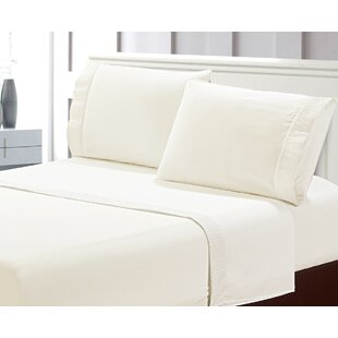 Compare Vada Sleek Pleated Microfiber Bed Sheet Set By Gracie Oaks