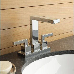 Duro Centerset Bathroom Faucet with Drain Assembly By Symmons