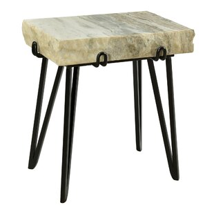 Meisha End Table by World Menagerie
