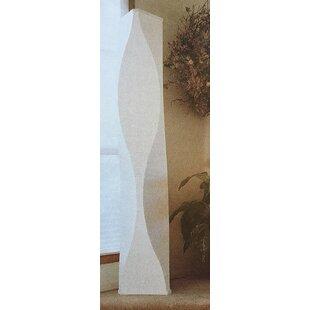 Paper floor lamps youll love wayfair lumalights 76 floor lamp aloadofball Gallery