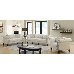 Compare prices Elidge Configurable Living Room Set by Rosdorf Park Reviews (2019) & Buyer's Guide